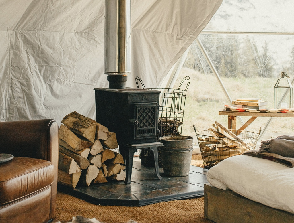 ORIGINAL GLAMPING - LUXURY CAMP WORLDWIDE