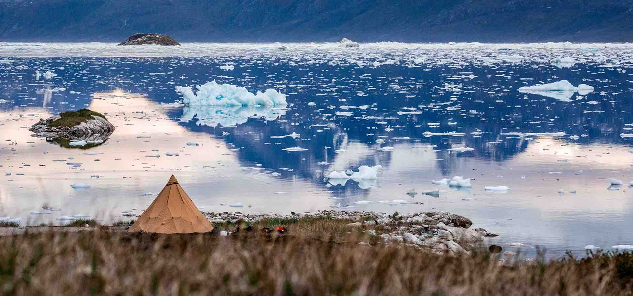 ORIGINAL GLAMPING - LUXURY CAMP WORLDWIDE - NUUK FJORD - SCARABEO CAMP