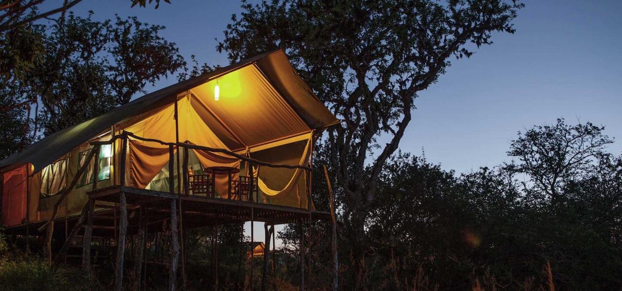 ORIGINAL GLAMPING - LUXURY CAMP WORLDWIDE - GALAPAGOS SAFARI CAMP - ECUADOR